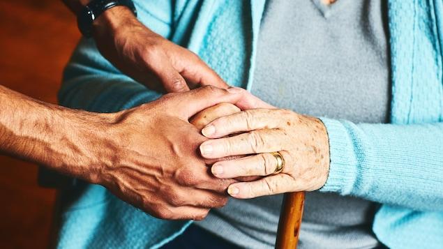 Les aînés, la troisième catégorie de personnes la plus touchée par le suicide