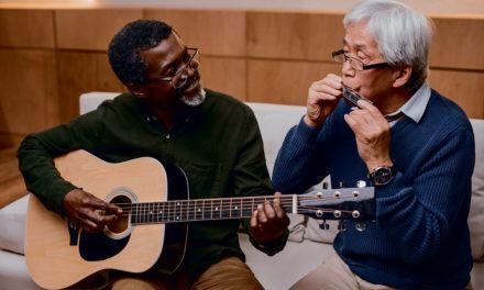 La musique : un moyen efficace de briser l'isolement chez les aînés