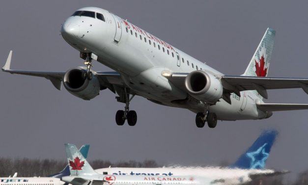 COVID-19: AirCanada met à pied plus de 16500 employés et cadres | Coronavirus