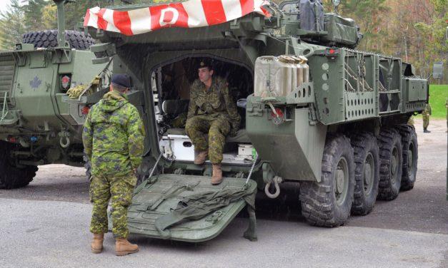 L'armée prête à venir en aide aux communautés, villes et provinces qui le demandent
